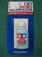 TAMIYA MODELING WAX WITH APPLICATOR REF:87036-800 APLICADOR DE CERA NUEVO!!