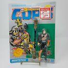 COPS N CROOKS Nightstick Action Figure Hasbro 1988