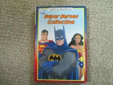 DC SUPER HEROES COLLECTION AN I CAN READ BOOK HARDCOVER with DUST JACKET 2013