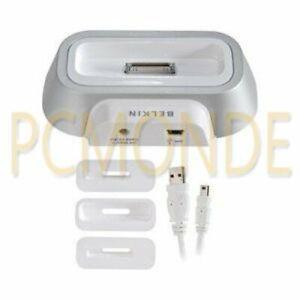 Belkin Power Dock for iPod F8Z122