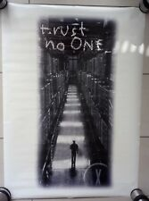 The X - Files / Trust No One (1997) - Poster 64 x 90 cm - wie neu !!!