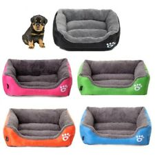 Pet Soft Warm Kennel Dog Mat Blanket Pet Large Dog Cat Bed Puppy Cushion House