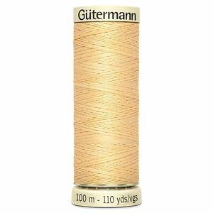 Gutermann 100m Sew-all Thread - 3
