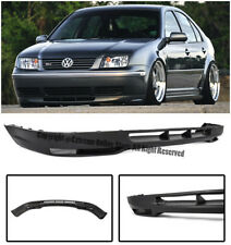 For 99-05 VW Jetta MK4 IV GLI Style Front Bumper Lower Lip Splitter Wing Spoiler