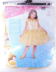 Disguise Disney Princess Beauty & The Beast Belle Child Costume XS 3T-4T Ages 3+