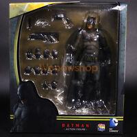 """DC Batman Dawn Of Justice Batman vs Superman 6"""" Action Figure Medicom Mafex New"""