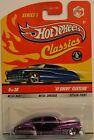 Hot Wheels Classics Series 5 #9 47 CHEVY FLEETLINE Purple