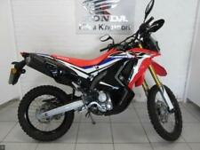 Honda Motorcycles & Scooters CRF 2017 MOT Expiration Date