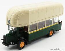 Edicola autdalmoncoll070 scala 1/43 renault tn4f france autobus 1940 green cream