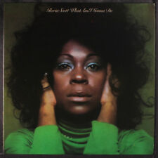 GLORIA SCOTT: What Am I Gonna Do LP rare Soul