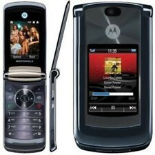 Motorola RAZR2 V8 Unlocked 2GB/512MB GSM Flip Mobile Luxury Edition Cellphone UK