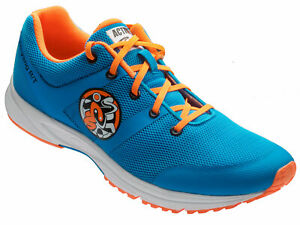 Active 88 Yin-Yang R/T Lightweight Running Shoes Blue Orange