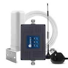 800/900/2100MHz 2G 3G 4G LTE Handy Signalverstärker Repeater Set Daten Stimme