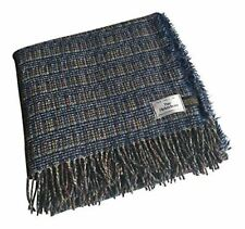 100% Recycled Wool Hebridean Rug/Blanket/Throw Extra Large