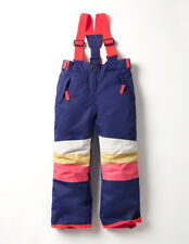 MINI BODEN ALL-WEATHER WATERPROOF TROUSER  2-3 YEARS BRACES REMOVEABLE G0030