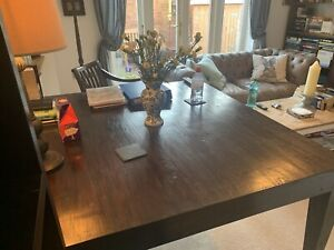 Lombok Dining Table - Solid Teak - Square