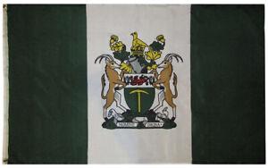 3x5 Rhodesia Rhodesian Country 3'x5' Rough Tex 100D Oxford Polyester Flag