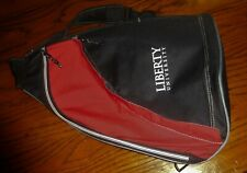 ~Liberty University Business School Book Bag w/Adjustible Straps LU Flames! 🔥