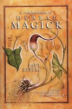 Compendium of Herbal Magick Large Reference Book ~ Wiccan Pagan Library