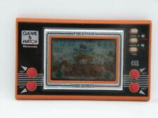 Nintendo Game & Watch Handheld * FIRE ATTACK * Retro Console ID-29