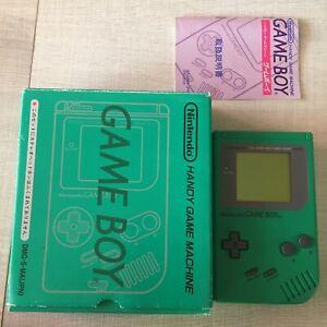 Nintendo Game Boy Fat (JAP) en boite (NTSC/J)