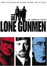 Lone Gunmen Complete Series DVD Set TV Season Collection Episodes Chris X-Files
