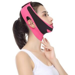V-line Face Chin Cheek Lift Up Slimming Slim Face Anti Wrinkle Belt Strap Band