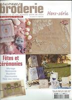 Ouvrages broderie hors serie n°18 point de croix