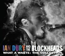 Ian Dury and The Blockheads - What A Waste CD (2) Mc Deluxe NEU