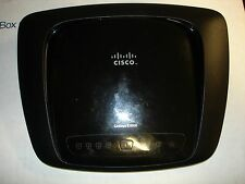 LINKSYS E1000 V2 300MBPS 4-PORT 10/100 WIRELESS N ROUTER VERY GOOD WORKING