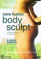 Exhale Core Fusion - Body Sculpt DVD R4