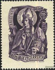Österreich 936 (kompl.Ausg.) postfrisch 1949 H. Gebhard