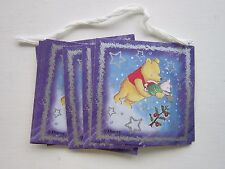 10 Winnie the Pooh Christmas Gift Tags.  Brand New