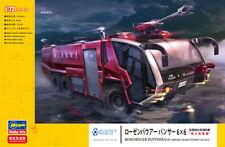 Hasegawa SP435 (52235) JMSDF Rosenbauer Panther 6x6 1:72 NEU/OVP