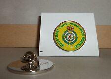 Ambulance Service South East Coast Lapel pin badge