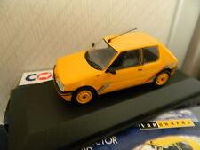 Vanguards Corgi VA12708 Peugeot 205 Rallye Express Yellow