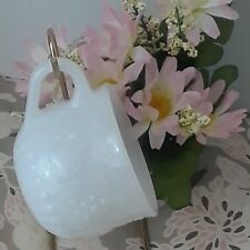 (1)Replacement Vintage Jeannette Milk Glass Punch Cup Fruit Pattern