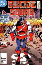 DC comics Suicide Squad vol. 1 issue 4