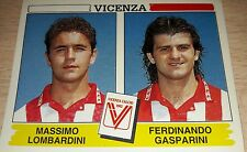 FIGURINA CALCIATORI PANINI 1994/95 VICENZA 547 ALBUM 1995