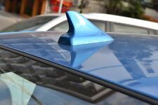 Pool blue Car Shark Fin Dummy Decorative Antenna Aerials Style For Chevrolet