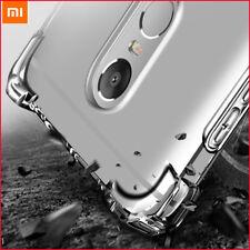 360° Shockproof Soft Silicone Transparent TPU Case Skin Cover For Xiaomi & Redmi