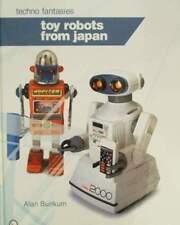 LIVRE/BOOK : ROBOT JOUETS DE JAPON (vintage toy robots japan,tomy,waco,sony ..