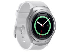 NEW Samsung Gear S2, SM-R730A, Silver/White, UNLOCKED, FREE SHIPPING