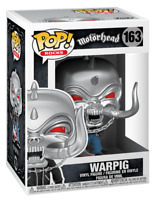 Motorhead Warpig Mascot Motörhead POP! Rocks #163 Vinyl Figur Funko