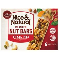 Nice & Natural Trail Mix Nut Bars 192g