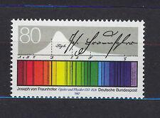 ALEMANIA/RFA WEST GERMANY 1987 MNH SC.1501 J.Fraunhofer,optican physicist