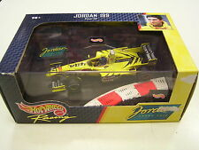 Hot Wheels 1 43 Jordan 199 Damon Hill