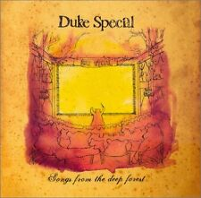 CD NEUF - DUKE SPECIAL - SONGS FROM THE DEEP FOREST / Edition 2 CD - C5