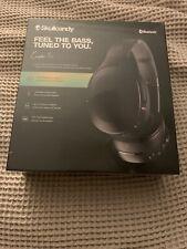 Skullcandy Crusher Evo Black Bluetooth Headphones New