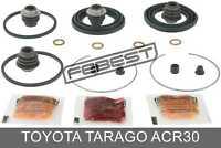 Front Brake Caliper Repair Kit For Toyota Tarago Acr30 (2000-2006)